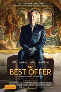 Αφίσα της ταινίας Το Τέλειο Χτύπημα (The Best Offer)