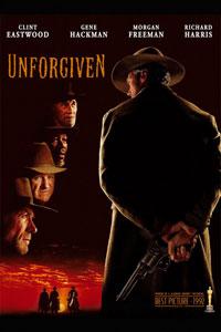 Αφίσα της ταινίας Οι Ασυγχώρητοι (Unforgiven)