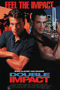 Αφίσα της ταινίας Διπλός Αντίκτυπος (Double Impact)
