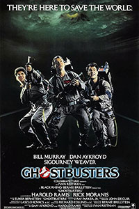 Αφίσα της ταινίας Γκοστμπάστερς (Ghostbusters)