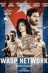 Αφίσα της ταινίας Αβάνα η Πόλη των Κατασκόπων (Wasp Network)