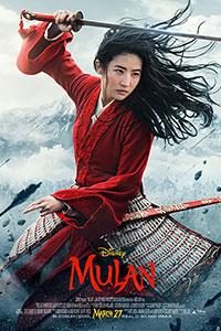 Αφίσα της ταινίας Μουλάν (Mulan)