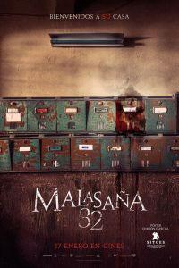 Αφίσα της ταινίας Οδός Μαλασάνια 32 (Malasaña 32)