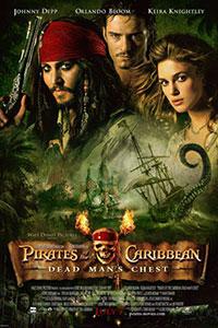 Αφίσα της ταινίας Οι Πειρατές της Καραϊβικής: Το σεντούκι του νεκρού (Pirates of the Caribbean: Dead Man's Chest)