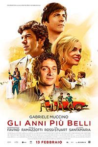 Αφίσα της ταινίας Όταν Ανθίζει η Νιότη (Gli Anni Piu Belli)