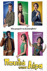 Αφίσα της ταινίας Πουλιά στον Αέρα (Le Dindon)