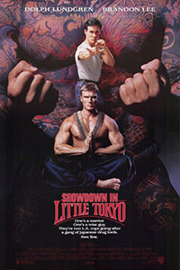 Αφίσα της ταινίας Σκληρή Αναμέτρηση στο Μικρό Τόκιο (Showdown in Little Tokyo)