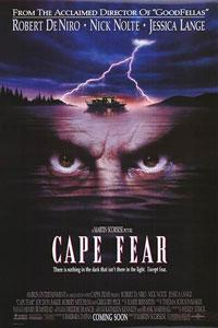 Αφίσα της ταινίας Το Ακρωτήρι του Φόβου (Cape Fear)