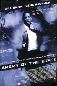 Αφίσα της ταινίας Δημόσιος Κίνδυνος (Enemy of the State)