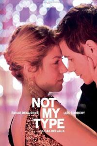 Αφίσα της ταινίας Μήπως Είσαι o Τύπος Μου (Pas son genre/Not My Type)