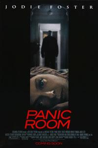Αφίσα της ταινίας Δωμάτιο Πανικού (Panic Room)