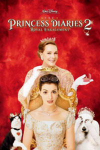 Αφίσα της ταινίας Το Ημερολόγιο μιας Πριγκίπισσας 2: Βασιλικοί Αρραβώνες (The Princess Diaries 2: Royal Engagement)