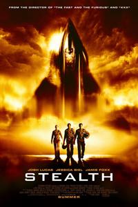 Αφίσα της ταινίας Μαχητικό Stealth: Η Aόρατη Aπειλή