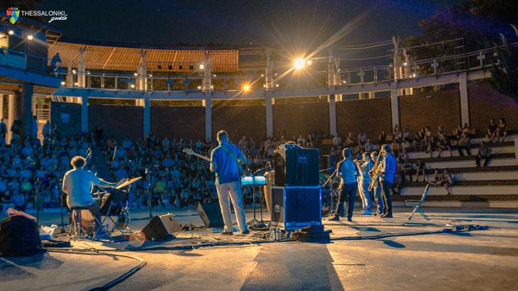 Συναυλία Θέατρο Κήπου Θεσσαλονίκη