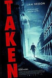 Αφίσα της ταινίας Η Αρπαγή (Taken)