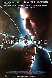 Αφίσα της ταινίας Άφθαρτος (Unbreakable)