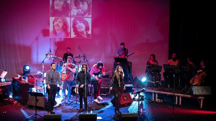 «Τhe Beatles Live Tribute Band»