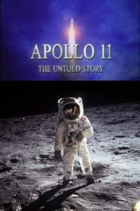 Αφίσα της ταινίας Apollo 11 – Η Άγνωστη Ιστορία