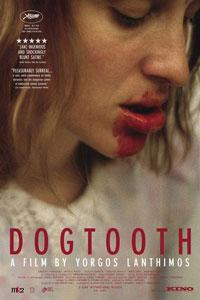 Αφίσα της ταινίας Κυνόδοντας (Dogtooth)