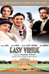 Αφίσα της ταινίας Ένας Ονειρεμένος Γάμος (Easy Virtue)
