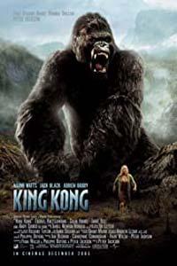 Αφίσα της ταινίας Κινγκ Κονγκ (King Kong)