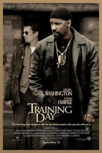 Αφίσα της ταινίας Ημέρα Eκπαίδευσης (Training Day)