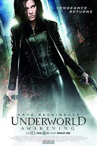 Αφίσα της ταινίας Underworld: Η Αναγέννηση (Underworld Awakening)