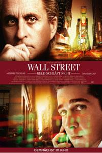 Αφίσα της ταινίας Wall Street: Το Χρήμα Ποτέ Δεν Πεθαίνει (Money Never Sleeps)