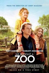 Αφίσα της ταινίας Ο Ζωολογικός μας Κήπος (We Bought a Zoo)