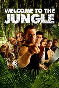 Αφίσα της ταινίας Καλώς Ήρθατε στη Ζούγκλα (Welcome to the Jungle)