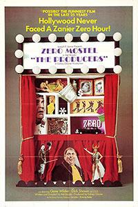 Αφίσα της ταινίας Αυτοί οι Τρελοί Τρελοί Παραγωγοί (The Producers)- 1967