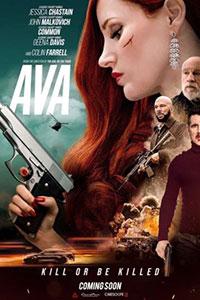 Αφίσα της ταινίας Επικίνδυνη ομορφιά (Ava)