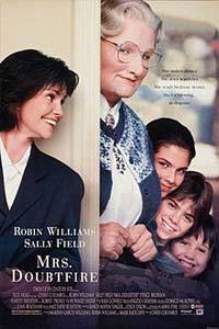 Αφίσα της ταινίας Η κα Ντάουτφαϊρ (Mrs. Doubtfire)