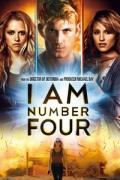 Είμαι το Νούμερο Τέσσερα (I am Number Four)