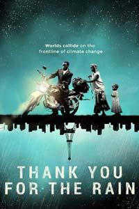 Αφίσα της ταινίας Ευχαριστούμε για τη Bροχή (Thank You For The Rain)