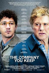 Αφίσα της ταινίας Ο Κανόνας της Σιωπής (The Company You Keep)