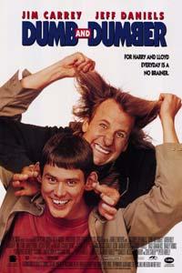 Αφίσα της ταινίας Ο Ηλίθιος και ο Πανηλίθιος (Dumb and Dumber)