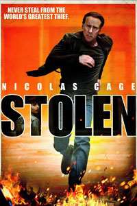 Αφίσα της ταινίας Απαγωγή (Stolen)