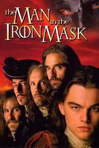 Αφίσα της ταινίας Ο Άνθρωπος με τη Σιδερένια Μάσκα (The Man in the Iron Mask)