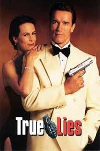 Αφίσα της ταινίας Αληθινά Ψέματα (True Lies)
