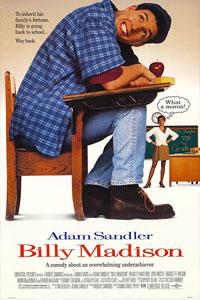 Αφίσα της ταινίας Billy Madison