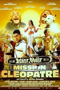 Αφίσα της ταινίας Αστερίξ & Οβελίξ: Επιχείρηση Κλεοπάτρα (Astérix & Obélix: Mission Cléopâtre)