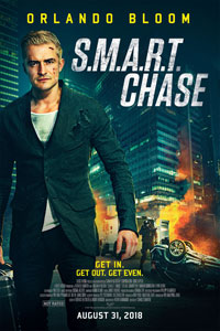 Αφίσα της ταινίας Το Κόλπο της Σανγκάης (S.M.A.R.T. Chase / Ji zhi zhui ji )