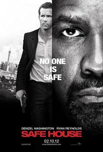 Αφίσα της ταινίας Το Κρησφύγετο (Safe House)