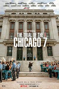 Αφίσα της ταινίας Η Δίκη των 7 του Σικάγου (The Trial of the Chicago 7)