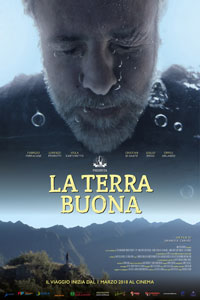 Αφίσα της ταινίας Στη Γη του Καλού (The Good Place / La Terra Buona)
