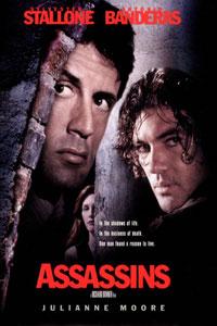 Αφίσα της ταινίας Η Ώρα των Εκτελεστών (Assassins)