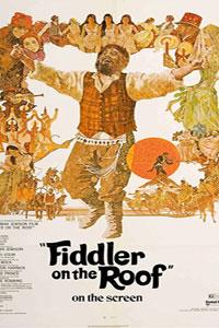 Αφίσα της ταινίας Ο Βιολιστής στη Στέγη (Fiddler on the Roof)