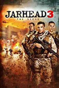 Αφίσα της ταινίας Jarhead 3: Η Πολιορκία (Jarhead 3: The Siege)