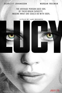Αφίσα της ταινίας Lucy